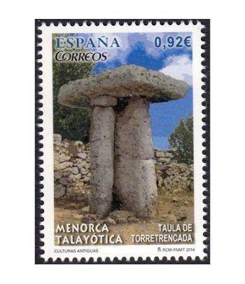 4910 Culturas Antiguas. Menorca Talayótica  - 2