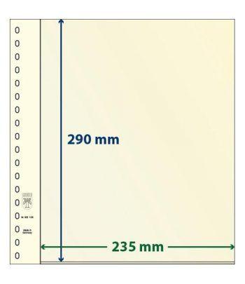 LINDNER Hojas clasificadoras T-Blanko 802106  - 2