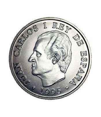 Moneda conmemorativa 2000 ptas. 1995.  Plata.  - 2