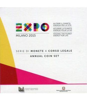 Cartera oficial euroset Italia 2015  - 2