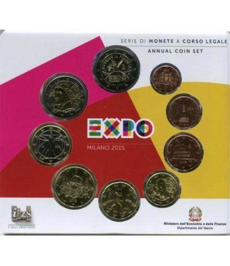 Cartera oficial euroset Italia 2015  - 1