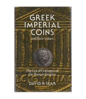 Catalogo de monedas Griegas Greek Imperial Coins. Catalogos Monedas - 2
