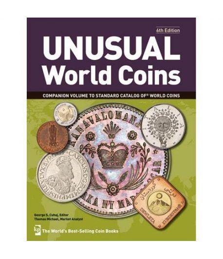 Catálogo de Monedas Unusual World Coins. Edición 6. Catalogos Monedas - 2