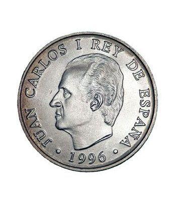 Moneda conmemorativa 2000 ptas. 1996.  Plata.  - 2