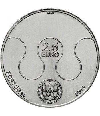 Portugal 2.5 Euros 2015 Equipo Olímpico Portugués 2016.  - 1