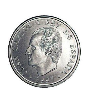 Moneda conmemorativa 2000 ptas. 1997.  Plata.  - 2