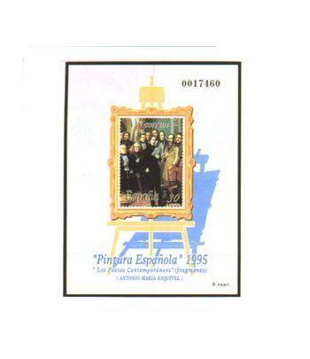 Prueba de lujo 036 Pintura Española 1995  - 2