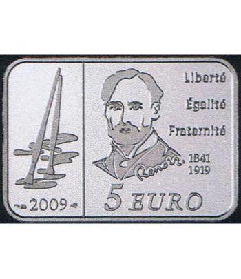 Francia 5 € 2009 Auguste Renoir. Pintura.  - 1