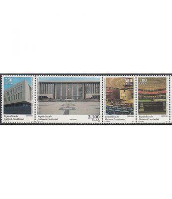 510/513 Sipopo. Ciudad de la Unión Africana en Guinea Ecuatorial  - 2