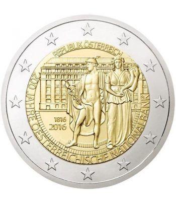 moneda conmemorativa 2 euros Austria 2016 Banco Nacional.  - 2