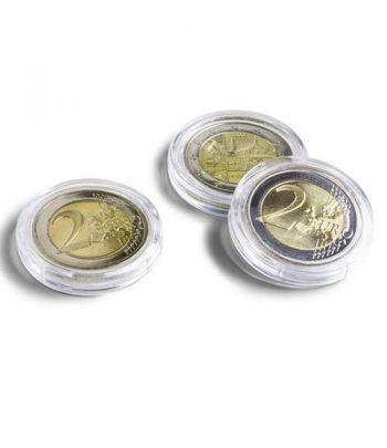 LEUCHTTURM Capsulas para monedas 26 mm. ULTRA (10). Capsulas Monedas - 2
