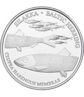 Cartera oficial euroset Finlandia 2016. Arenque.  - 4