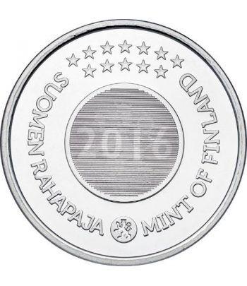 Cartera oficial euroset Finlandia 2016. Arenque.  - 6