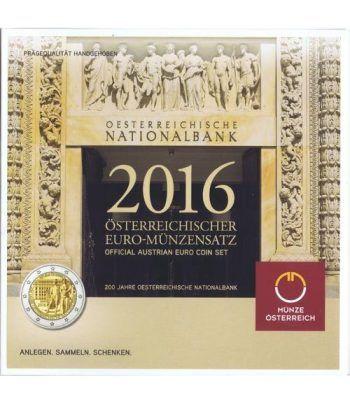 Cartera oficial euroset Austria 2016  - 1