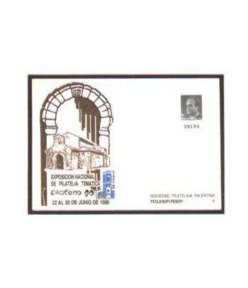 Sobre Entero Postal 016 Filatem 1990  - 2