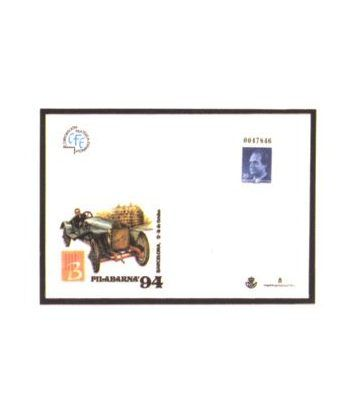 Sobre Entero Postal 023 Filabarna 1994  - 2