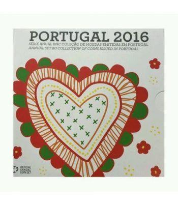 Cartera oficial euroset Portugal 2016  - 1