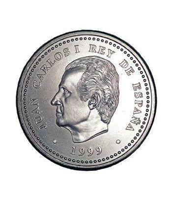Moneda conmemorativa 2000 ptas. 1999. Plata.  - 2