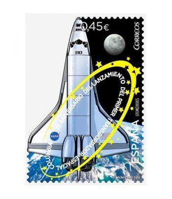 5047. 35 Aniv. Lanzamiento Transbordador Espacial Columbia  - 2
