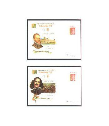 Sobre Entero Postal 050/51 Filatelia 1998  - 2