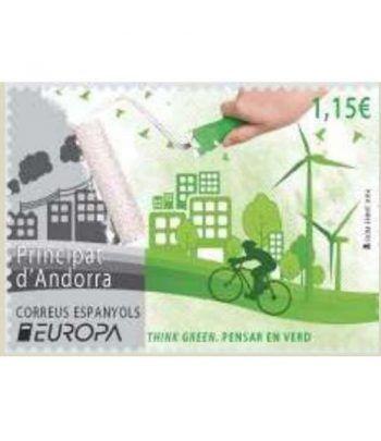 442 Europa 2016. Piensa en verde  - 2