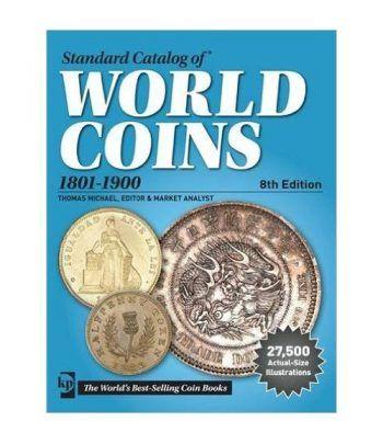 Catálogo de Monedas Mundiales World Coins 1801-1900 Edición 8 Catalogos Monedas - 2