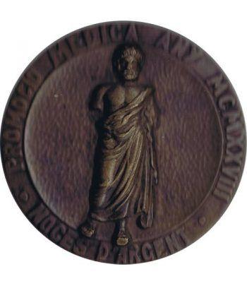 Medalla Promoció Médica 1928. Bodas de plata. Bronce.  - 1