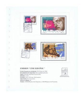 1994 Documento 32 XXVI Feria Nacional del Sello.  - 4