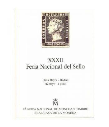 2000 Documento 60 XXXII Feria Nacional del Sello  - 1