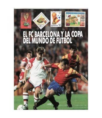 1994 Documento 31 IX BARNAFIL '94 Futbol Club Barcelona.  - 1