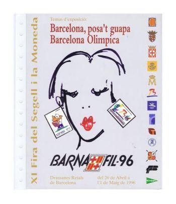 1996 Documento 38 XIº BARNAFIL '96  - 1