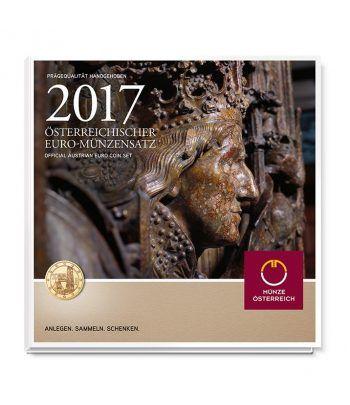 Cartera oficial euroset Austria 2017  - 1
