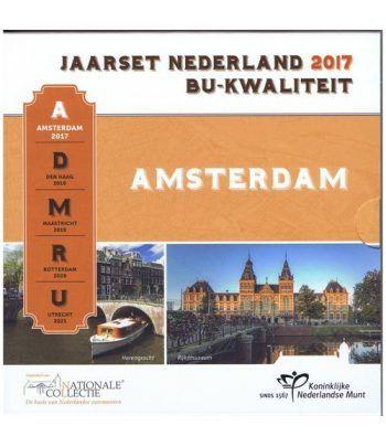 Cartera oficial euroset Holanda 2017.  - 1