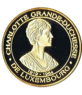 Moneda de oro 150 Ecu Luxemburgo 1994 Benelux.  - 1
