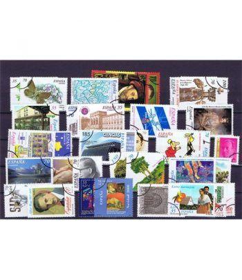Sellos de España año 2000 sellos MUESTRA.  - 1