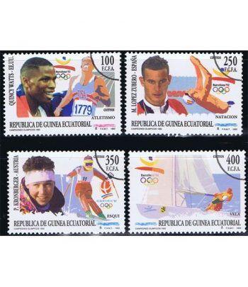 165/168 Campeones Olimpicos. Muestra  - 2