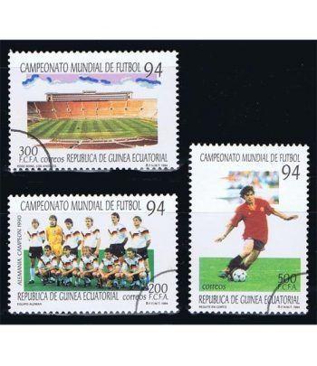 186/188 Fútbol 94. Muestra  - 2