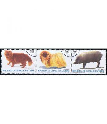 196/198 Animales domésticos. Muestra  - 2