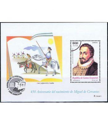 240 HB. Cervantes. Muestra.  - 2
