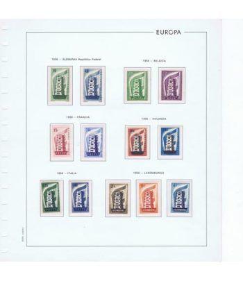 Colección Sellos de Tema Europa 1956/2004.  - 2