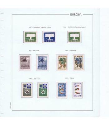 Colección Sellos de Tema Europa 1956/2004.  - 4