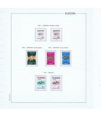 Colección Sellos de Tema Europa 1956/2004.  - 6