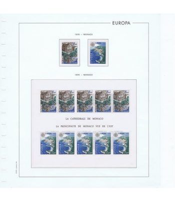 Colección Sellos de Tema Europa 1956/2004.  - 8