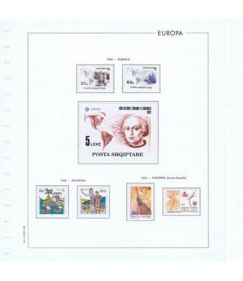 Colección Sellos de Tema Europa 1956/2004.  - 12