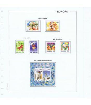 Colección Sellos de Tema Europa 1956/2004.  - 14
