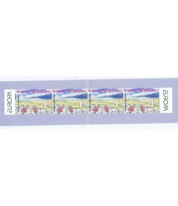 Europa 1999 Bosnia Herzegovina (carnet)  - 1