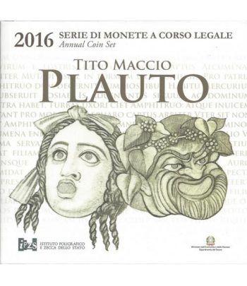Cartera oficial euroset Italia 2016  - 1