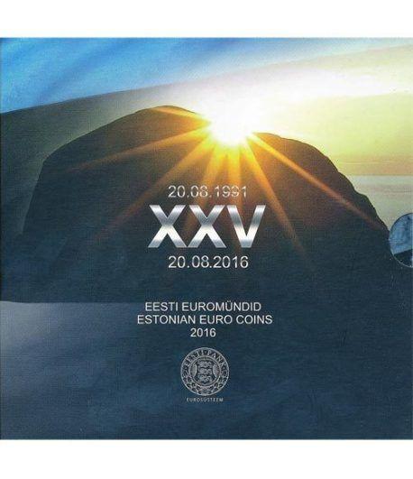 Cartera euroset Estonia 2016  - 1