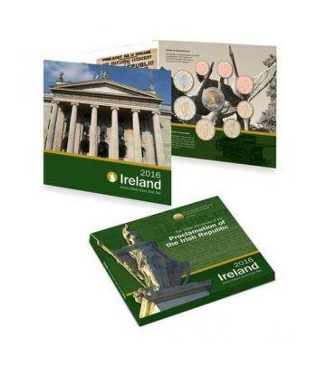 Cartera oficial euroset Irlanda 2016  - 2