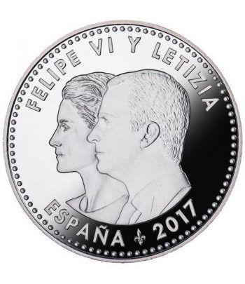 Moneda conmemorativa 30 Euros 2017 25 Años Unión Europea.  - 4